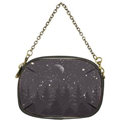 Night Full Star Chain Purses (one Side)  by berwies