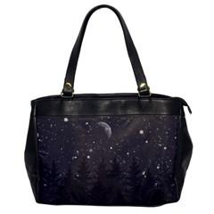 Night Full Star Office Handbags