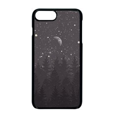 Night Full Star Apple Iphone 7 Plus Seamless Case (black) by berwies