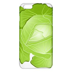 Cabbage Leaf Vegetable Green Iphone 6 Plus/6s Plus Tpu Case by Mariart
