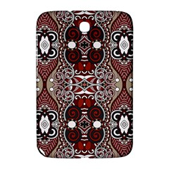 Batik Fabric Samsung Galaxy Note 8 0 N5100 Hardshell Case  by Mariart