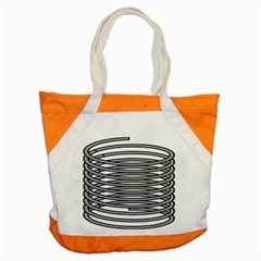Circular Iron Accent Tote Bag by Mariart