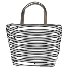 Circular Iron Bucket Bags by Mariart