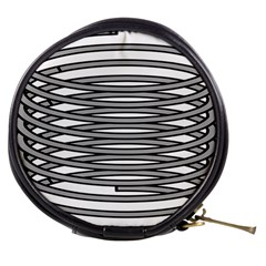 Circular Iron Mini Makeup Bags by Mariart