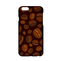 Coffee Beans Apple Iphone 6/6s Hardshell Case by Mariart