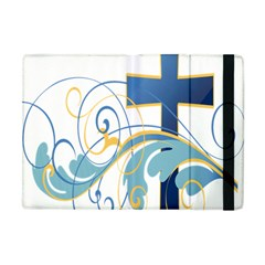 Easter Clip Art Free Religious Apple Ipad Mini Flip Case by Mariart