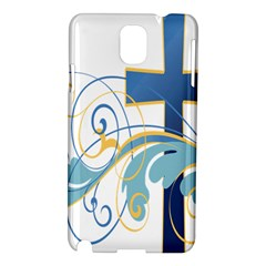 Easter Clip Art Free Religious Samsung Galaxy Note 3 N9005 Hardshell Case by Mariart