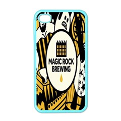 Easter Monster Sinister Happy Magic Rock Mask Face Yellow Magic Rock Apple Iphone 4 Case (color) by Mariart