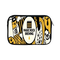 Easter Monster Sinister Happy Magic Rock Mask Face Yellow Magic Rock Apple Ipad Mini Zipper Cases by Mariart