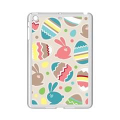 Easter Rabbit Bunny Rainbow Ipad Mini 2 Enamel Coated Cases by Mariart