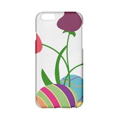 Eggs Three Tulips Flower Floral Rainbow Apple Iphone 6/6s Hardshell Case by Mariart