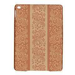 Flower Floral Leaf Frame Star Brown Ipad Air 2 Hardshell Cases by Mariart