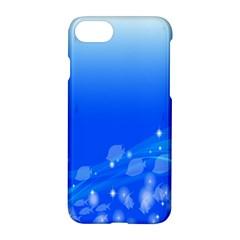 Fish Swim Blue Water Swea Beach Star Wave Chevron Apple Iphone 7 Hardshell Case by Mariart
