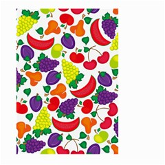 Fruite Watermelon Large Garden Flag (two Sides) by Mariart