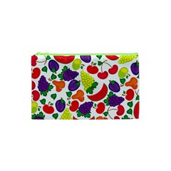Fruite Watermelon Cosmetic Bag (xs) by Mariart