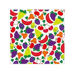 Fruite Watermelon Small Satin Scarf (square) by Mariart