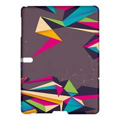 Origami Bird Japans Papper Samsung Galaxy Tab S (10 5 ) Hardshell Case  by Mariart