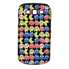 Pacman Seamless Generated Monster Eat Hungry Eye Mask Face Color Rainbow Samsung Galaxy S Iii Classic Hardshell Case (pc+silicone) by Mariart