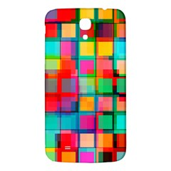 Plaid Line Color Rainbow Red Orange Blue Chevron Samsung Galaxy Mega I9200 Hardshell Back Case by Mariart