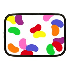 Seed Beans Color Rainbow Netbook Case (medium)  by Mariart