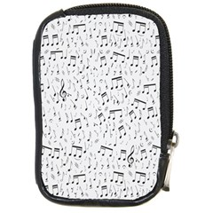 Musical Notes Song Compact Camera Cases by Mariart