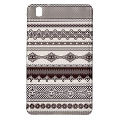 Plaid Circle Polka Dot Star Flower Floral Wave Chevron Triangle Samsung Galaxy Tab Pro 8 4 Hardshell Case