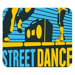 Street Dance R&b Music Double Sided Flano Blanket (small)  by Mariart