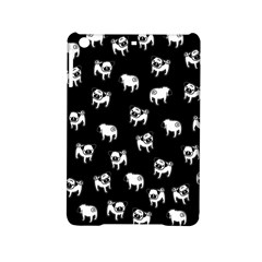 Pug Dog Pattern Ipad Mini 2 Hardshell Cases by Valentinaart