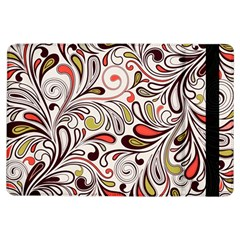 Colorful Abstract Floral Background Ipad Air Flip by TastefulDesigns
