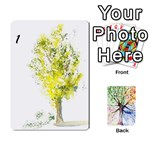 arboretum-back2-deckB-x1 - Playing Cards 54 Designs