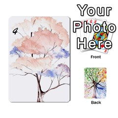 Arboretum Back2 Decka X2 By Fccdad   Playing Cards 54 Designs   Pido48227y9y   Www Artscow Com Front - Diamond3