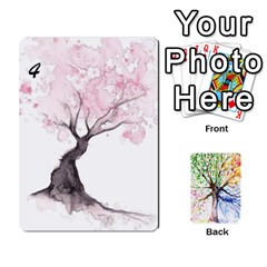 Ace Arboretum Back2 Decka X2 By Fccdad   Playing Cards 54 Designs   Pido48227y9y   Www Artscow Com Front - ClubA