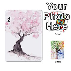 Arboretum Back2 Decka X2 By Fccdad   Playing Cards 54 Designs   Pido48227y9y   Www Artscow Com Front - Joker2