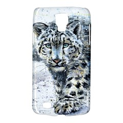 Snow Leopard  Galaxy S4 Active by kostart