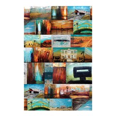 Australiana Maximum Shower Curtain 48  X 72  (small) by stevendix