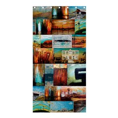 Australiana Maximum Shower Curtain 36  X 72  (stall) by stevendix