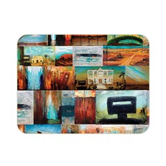 Australiana Maximum Double Sided Flano Blanket (mini) by stevendix