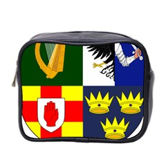 Arms Of Four Provinces Of Ireland  Mini Toiletries Bag 2 Side by abbeyz71