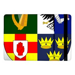Arms Of Four Provinces Of Ireland  Samsung Galaxy Tab Pro 10 1  Flip Case by abbeyz71