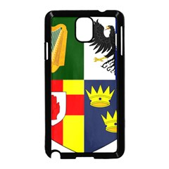 Arms Of Four Provinces Of Ireland  Samsung Galaxy Note 3 Neo Hardshell Case (black) by abbeyz71