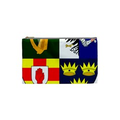 Arms Of Four Provinces Of Ireland  Cosmetic Bag (small)  by abbeyz71