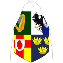 Arms Of Four Provinces Of Ireland  Full Print Aprons by abbeyz71