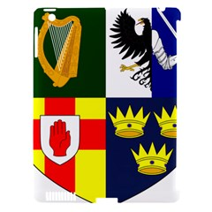 Arms Of Four Provinces Of Ireland  Apple Ipad 3/4 Hardshell Case (compatible With Smart Cover) by abbeyz71