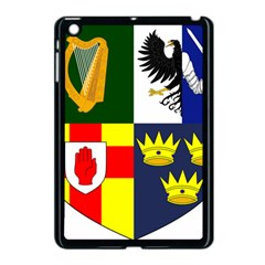 Arms Of Four Provinces Of Ireland  Apple Ipad Mini Case (black) by abbeyz71