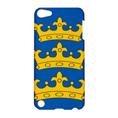 Banner Of Lordship Of Ireland (1177 1542) Apple Ipod Touch 5 Hardshell Case by abbeyz71
