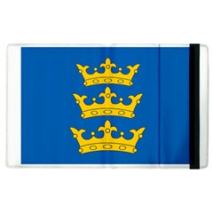 Banner Of Lordship Of Ireland (1177 1542) Apple Ipad 3/4 Flip Case by abbeyz71