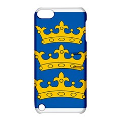 Banner Of Lordship Of Ireland (1177 1542) Apple Ipod Touch 5 Hardshell Case With Stand by abbeyz71
