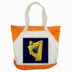 Royal Standard Of Ireland (1542 1801) Accent Tote Bag by abbeyz71