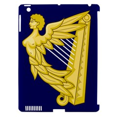 Royal Standard Of Ireland (1542 1801) Apple Ipad 3/4 Hardshell Case (compatible With Smart Cover) by abbeyz71