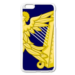 Royal Standard Of Ireland (1542 1801) Apple Iphone 6 Plus/6s Plus Enamel White Case by abbeyz71